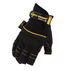 Dirty Rigger Leather Grip Framer Rigger Glove