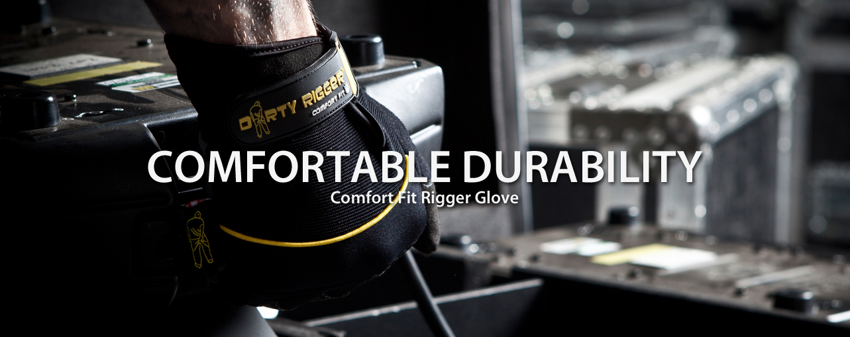 Comfort Fit Rigger Glove