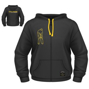 Dirty Rigger Zip-up Hoodie