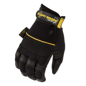 Dirty Rigger Leather Grip Rigger Glove