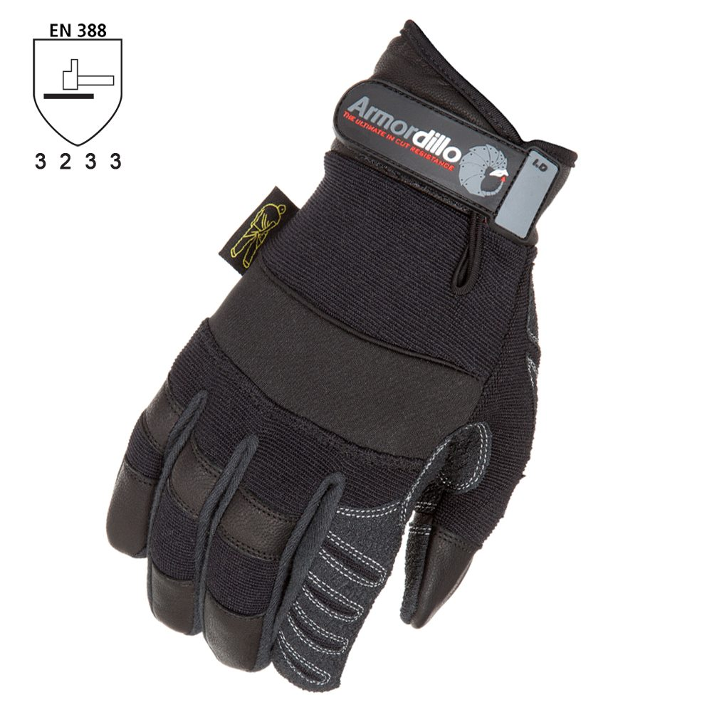 Dirty Rigger Armordillo Cut Resistant Glove