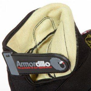 Armodillo Cut Resistant Glove Kevlar Lining