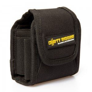 Dirty Rigger Compact Utility Pouch (Front view)