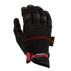 Dirty Rigger Phoenix™ Heat Resistant Glove (Back)