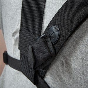 Dirty Rigger LED Chest Rig (Battery pack)