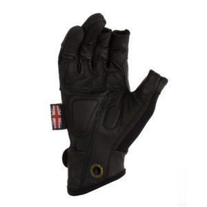 Dirty Rigger Leather Grip Framer Rigger Glove (Palm)