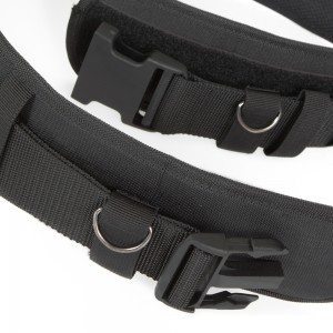 Dirty Rigger Padded Tool Belt (D-ring view)