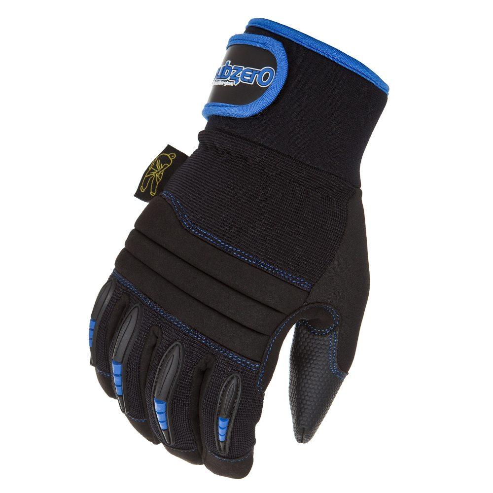 Dirty Rigger SubZero Cold Weather Winter Rigger Glove (Back)