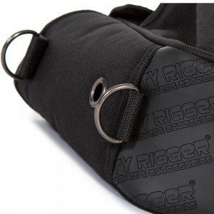 Dirty Rigger Tech Pouch 2.0 Tool Bag (D-Ring)