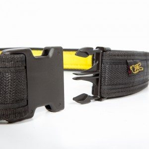 Dirty Rigger Tool Belt (open buckle view)