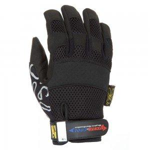Dirty Rigger Venta-Cool Summer Rigger Glove (Back)