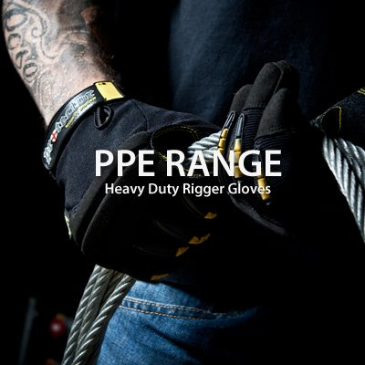 PPE Category Range