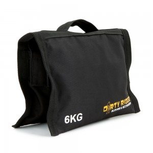 Dirty Rigger 6kg Shot Bag (British Made Badge)