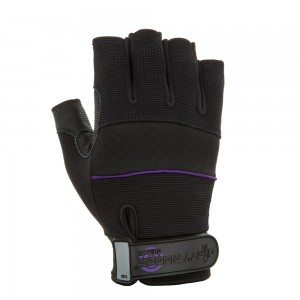 Dirty Rigger SlimFit Fingerless Rigger Glove (Back)