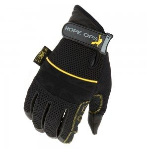 Dirty Rigger Rope Ops Rigger Gloves (Back)