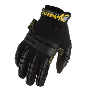 Dirty Rigger Protector V2.0 Heavy Duty Rigger Glove (Back)