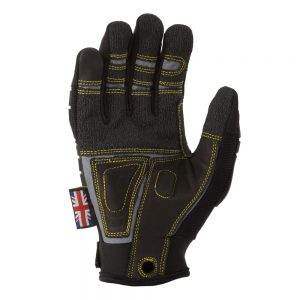 Dirty Rigger Protector V2.0 Heavy Duty Rigger Glove (Palm)