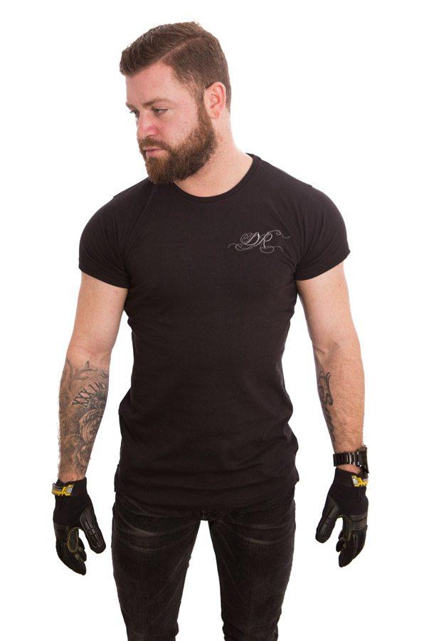 Dirty Rigger Signature T-Shirt Range (Front)