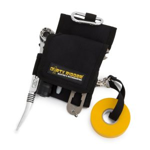 Dirty Rigger Pro-Pocket 2 Tool Pouch (Closed with tools)
