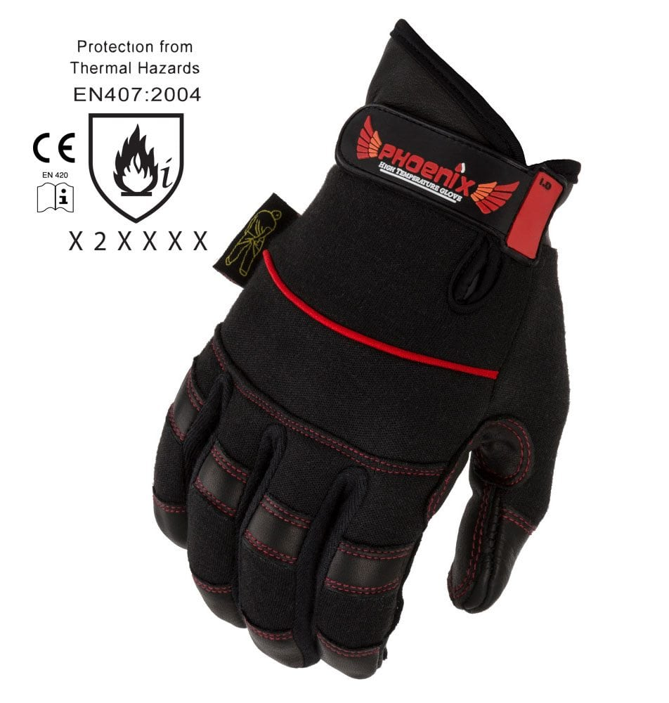 Dirty Rigger Pheonix Heat Resistant Glove