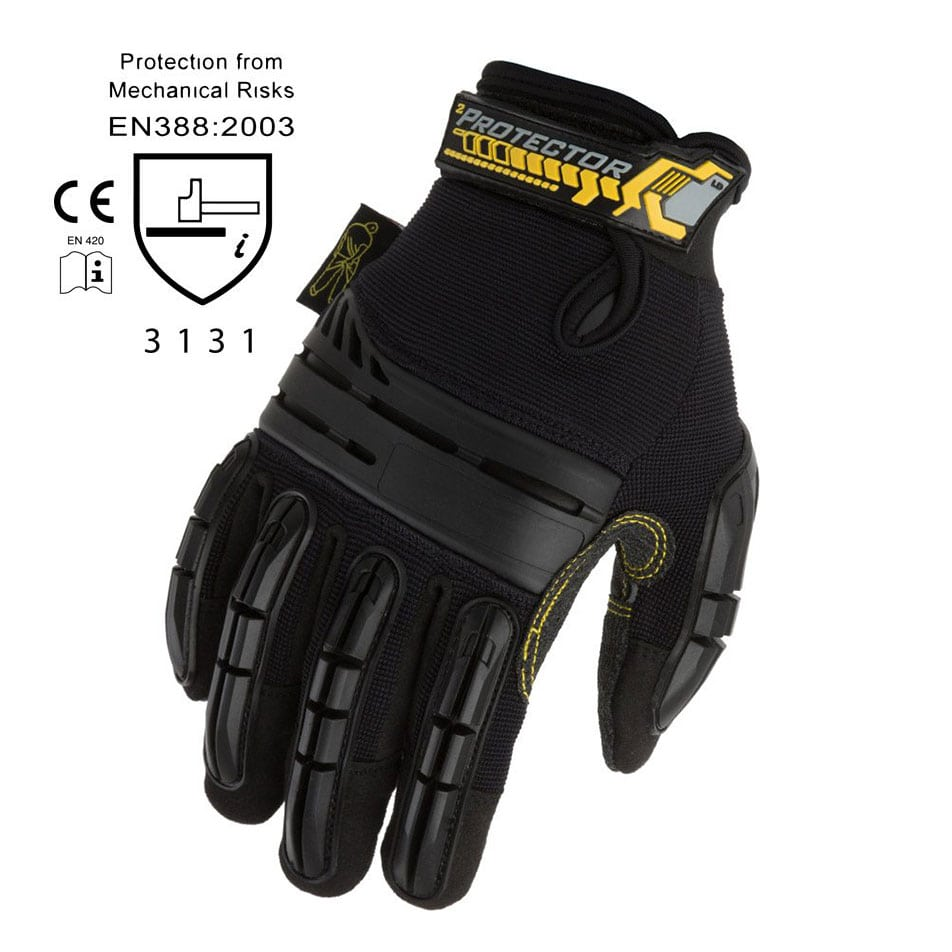 Dirty Rigger Protector 2 Rigger Glove Full Hand