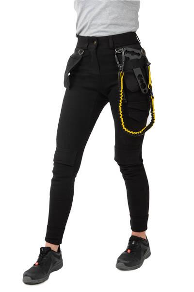 Women's workwear trousers front